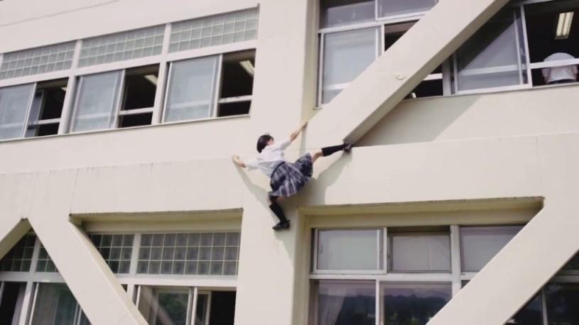 climbing-girl