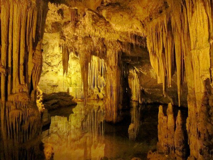 サルデーニャ_ネプチューンの洞窟