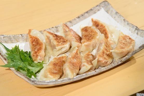 雪納豆キムチ餃子