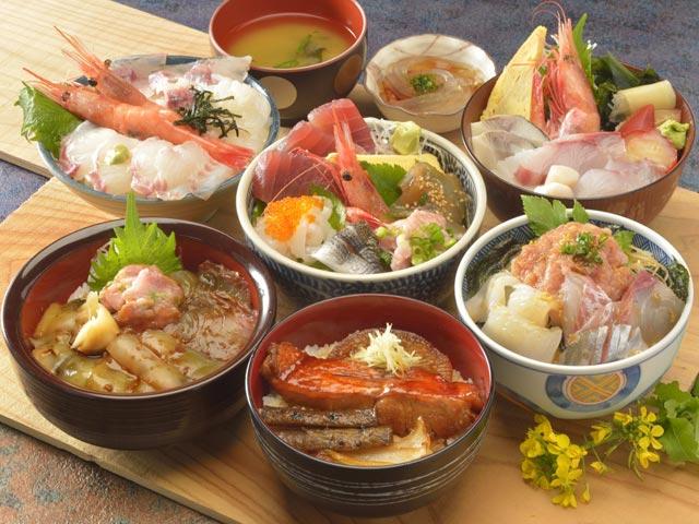 坂下_海鮮丼
