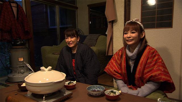 鈴木砂羽と中川翔子