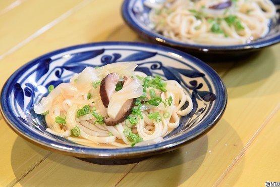 青空レストラン0227_津和地うどん