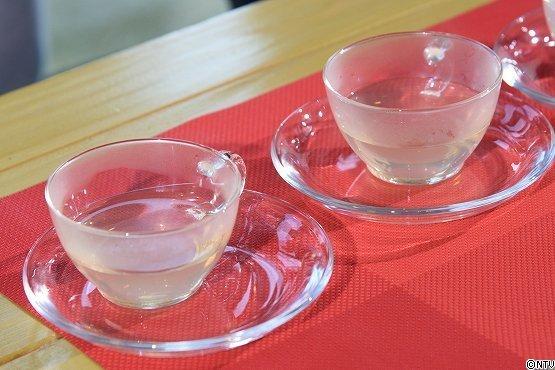 ホット梅酢