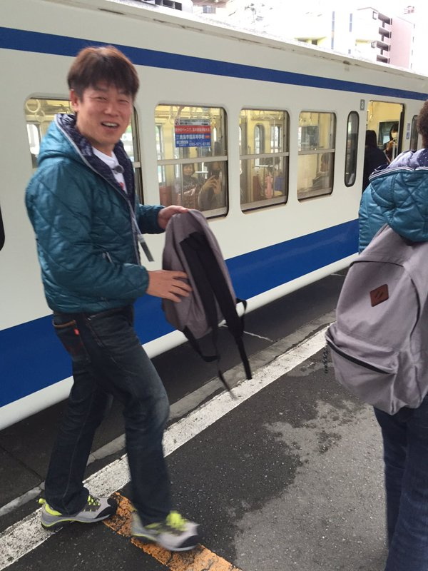 伊豆すごろく旅_三島二日町駅