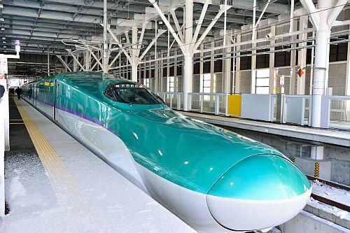 北海道新幹線開業式典