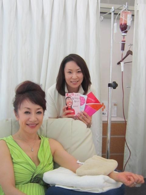南美希子_2012年5月血液クレンジング