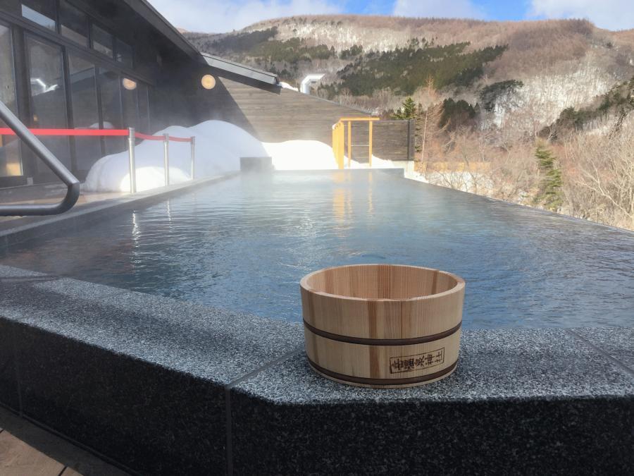 岳温泉_奥岳の湯