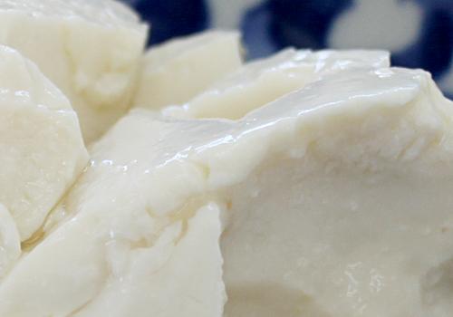 白ほたる豆腐店_絹豆腐