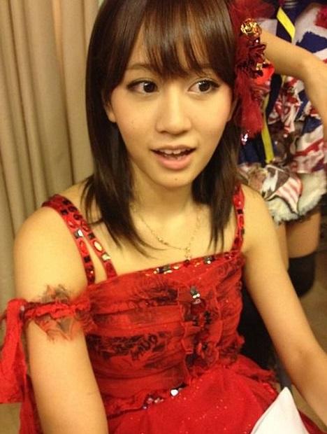 2012年前田敦子卒業公演