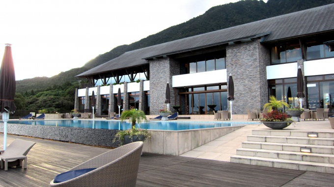 Sankara Hotel&Spa屋久島_外観