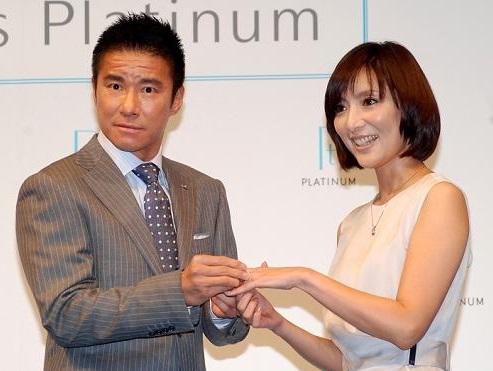 生田智子と中山雅史
