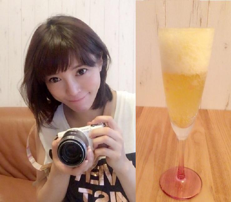 釈由美子20160623_酵素ジュース
