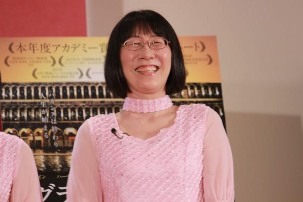 阿佐ヶ谷姉妹の姉・渡辺江里子