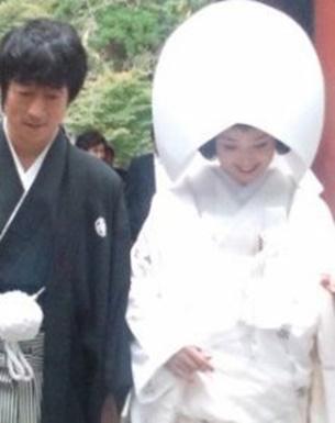 永作博美_結婚式