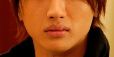唇厚い_男性